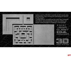 Panele ścienne 3D - producent ZICARO.
