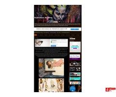 Reklama na Blogu – Exposition Art Blog
