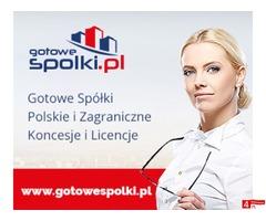 Gotowe Spółki Niemieckie, Czeskie, Holenderskie
