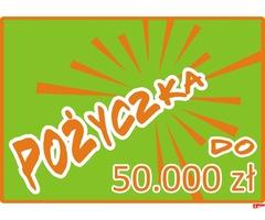 Dobra POŻYCZKA do 50.000 zł