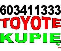 Skup TOYOTA Corolla,Hiace,Hilux,Rav-4,Land-Cruiser,Picnic,Avensis,Carina,Lite-Ace, i inne