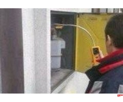 PRZEGLAD szczelnosci instal,GAZ-owej