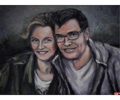 Portrety malowane ze zdjęć