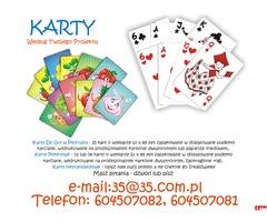 Karty Piotruś, Karty, Gry Karciane