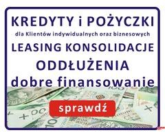 POŻYCZKI ratalne konsolidacje oddłużenia