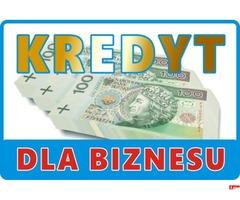 POŻYCZKA dla biznesu od 50.000 do 5.000.000 zł