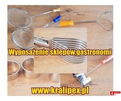 Wyposażenie sklepów,gastronomii - Producent drobnego sprzętu AGD