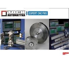 WYPOSAŻENIE PRACOWNI CNC EXPERT CNC OBRABIARKI SZKOLENIOWE TOCK-AUTOMATYKA