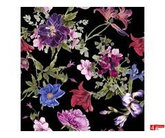 Irys tkanina obiciowa dekoracyjna