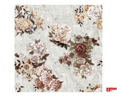 Róża tkanina obiciowa dekoracyjna