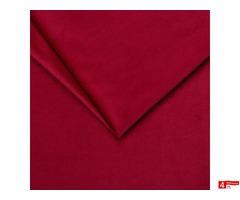 Velluto materiał tapicerski pluszowy